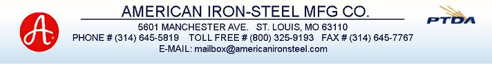 American Iron-Steel Mfg. Co.